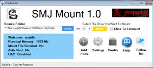 Smj Mount 1.0